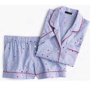 EUC J. Crew women's pajamas